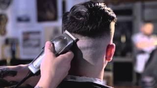 "getlinkyoutube.com-Corte de pelo ""Razor Faded Side Part"""