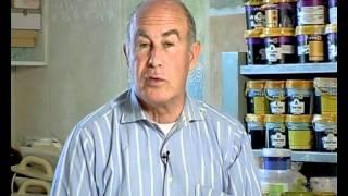 getlinkyoutube.com-הכנת טיח שחור וטיח שליכט לצביעה