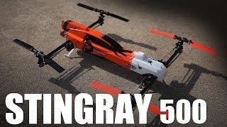 getlinkyoutube.com-Flite Test - Stingray 500 - OVERVIEW