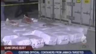 $34 million drug bust at PLIPDECO Trinidad