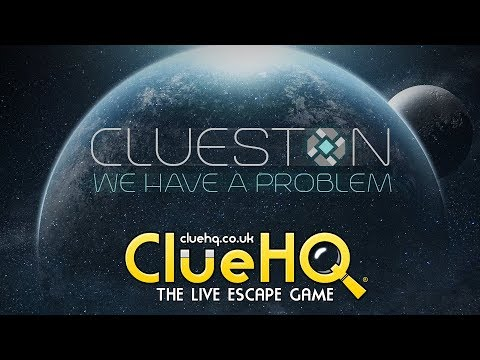 Clueston – We Have A Problem