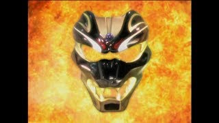 Power Rangers Wild Force - The Ancient Warrior - End of Zen-Aku's Curse (Megazord Battle)