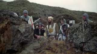getlinkyoutube.com-Monty Python and the Holy Grail - Bunny Attack Scene (HD)