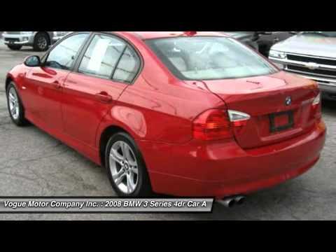 2008 BMW 3 SERIES St. Louis, MO 8-173