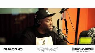 Killer Mike Freestyle on Toca Tuesdays