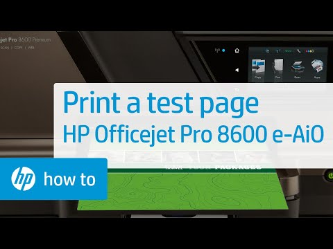 Hp Officejet Pro 8600 Support And Manuals