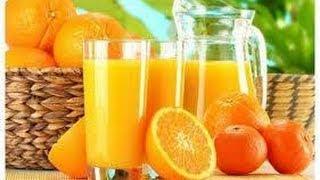 getlinkyoutube.com-طريقة الاحتفاظ بالعصير الليمون او البرتقال في المجمد - هدى اليداري