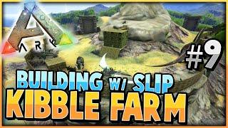 getlinkyoutube.com-ARK: Survival Evolved | KIBBLE FARMING w/ Sl1pg8r | S2 Ep 9 |