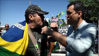 getlinkyoutube.com-Repórter Chileno na manifestação de 16/08/2015 no Rio de Janeiro