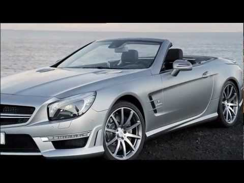 Mercedes 2013 SL 63 AMG Design Trailer