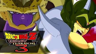 getlinkyoutube.com-NEW GOD OF DESTRUCTION GAMEPLAY & GOLDEN CELL?!   Dragon Ball Z: Budokai Tenkaichi 3 MODS