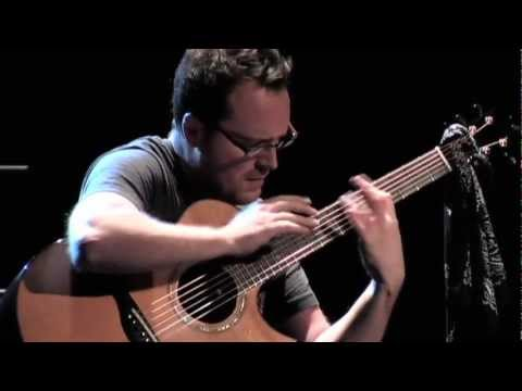 Antoine Dufour Live in Berlin (w/guitar masters feat. Andy Mckee and Preston Reed)