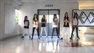 getlinkyoutube.com-JANUS - EXO-K Growl Cover [Philippines]