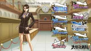 getlinkyoutube.com-(Old) Ace Attorney: All Trial/Court Themes 2015