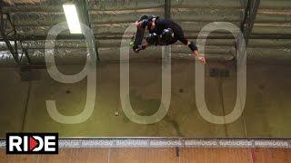 getlinkyoutube.com-Tony Hawk Lands 900 At 48!