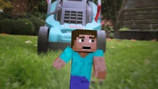 Minecraft In Real Life Part I - Homesick [Minecraft Animation]