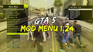 getlinkyoutube.com-[PS3/1.24/1.25] GTA 5 Mod Menu + DOWNLOAD - SCRIPT BYPASS