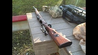 getlinkyoutube.com-German Mauser K98: When they shoot high