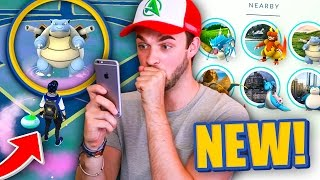 getlinkyoutube.com-Pokemon GO - GREATEST *INCENSE* SPAWN EVER + NEW TRACKING UPDATE!