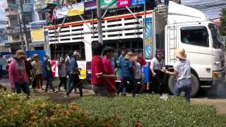 getlinkyoutube.com-Sound truck ThaiLand