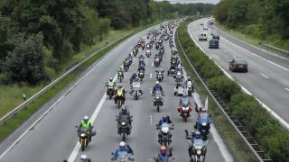 getlinkyoutube.com-Biker auf der A7 - Director's Cut - Teil 1