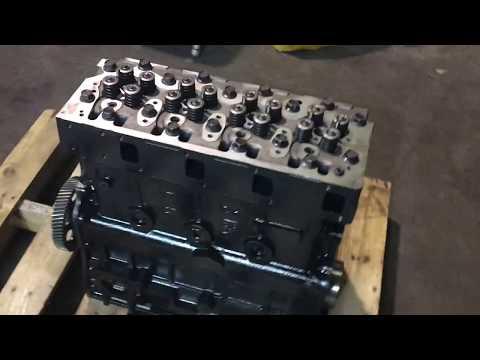 Yanmar 4TNV98 brand new engine long block for sale