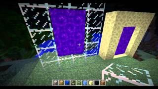 getlinkyoutube.com-Minecraft - MultiMods - Mais 5 DIMENSÕES ???
