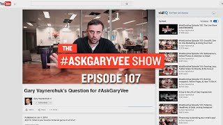 #AskGaryVee Episode 107: Long Instagram Captions, Museums, & Gary Asks Himself A Question