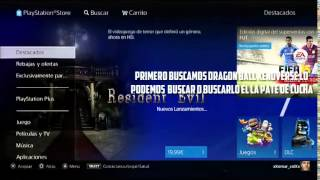 getlinkyoutube.com-Como Descargar Dragon Ball Xenoverse Gratis Para Ps3