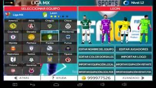 FTS 16 [MOD FIFA 16] [LIGA MX] Para Android