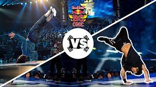 Lil Zoo vs Hong 10 - Quarter Finals - Red Bull BC One World Final 2013 Seoul