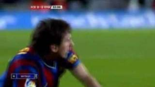 getlinkyoutube.com-Lionel Messi - The world's best player 2009