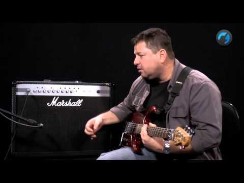 Como timbrar a Guitarra plugada direta no Amplificador