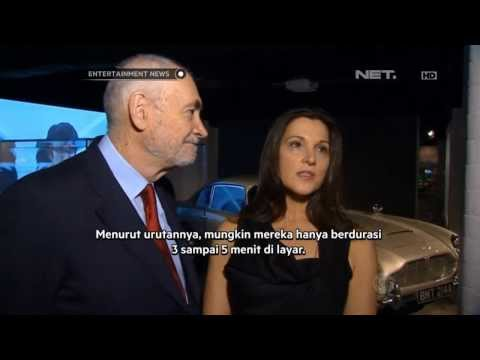 Pameran mobil James Bond di London