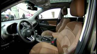 getlinkyoutube.com-All new Kia Sportage 2011 Live