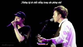 getlinkyoutube.com-[Vietsub] Becoming Dust (먼지가 되어) - Roy Kim (로이킴) & Jung Joon Young (정준영)