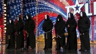 The Chippendoubles - Britain's Got Talent 2010 - Auditions Week 4 width=
