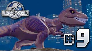 getlinkyoutube.com-T.Rex In San Diego!! Jurassic World LEGO Game - Ep9