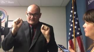 getlinkyoutube.com-Meet Jason Hurdich the interpreter for Hurricane Matthew
