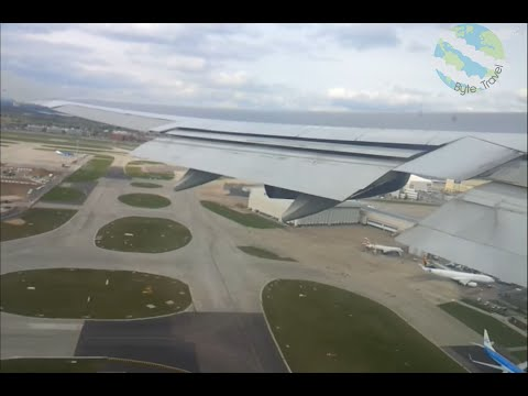 British Airways Boeing 747 Takeoff from London Heathrow to Miami