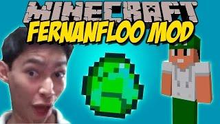 getlinkyoutube.com-FERNANFLOO MOD - Armadura, herramientas y mas Carajo! - Minecraft mod 1.7.10 Review ESPAÑOL