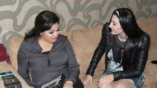 getlinkyoutube.com-فضيحه من العيار الثقيل شاهد فيفى عبده تنظر لمنطقه حساسه فى جسد صافيناز