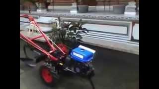 traktor quick capung metal (orong2) singkal bali