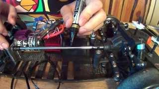 getlinkyoutube.com-how to install Sanwa mt-4 telemetry in RC car (English subtitles)