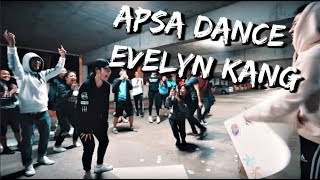 Fall '17 | 120617 APSA DANCE WORKSHOP W/ EVELYN KANG