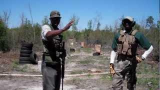 getlinkyoutube.com-RangeTalk #11 - AK-47 VS AR-15 Glock 19 VS  S&W Sigma 9VE