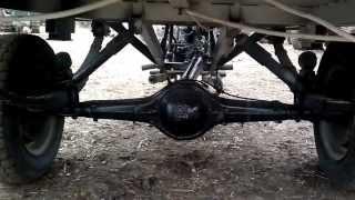 Трицикл на базе МТ-11