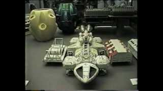 getlinkyoutube.com-Space:1999 - Martin Bower Display at Warrington Museum 1993