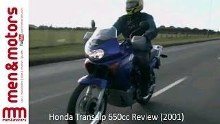 getlinkyoutube.com-Honda Transalp 650cc Review (2001)