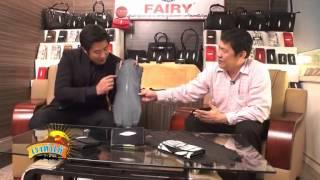 getlinkyoutube.com-กระเป๋าหนังปลากระเบนFAIRYในรายการเราทำได้1